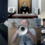 «Жадан и собаки» выпустили клип, записанный музыкантами дистанционно