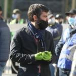 «Еще один день вашей заботы и нас не станет!»: предприниматели протестуют под Кабмином