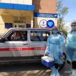Опубликованы оперативные данные по распространению коронавируса в Донецкой области 12 мая