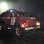 В Змиевском районе фермеру сожгли Lexus