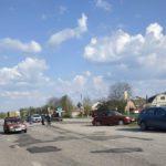 У Коротича столкнулись Daewoo и микроавтобус — четыре человека пострадали (фото)