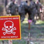 Из-за российской агрессии тысячи квадратных километров территории Донбасса загрязнены минами , — ОБСЕ