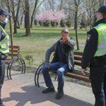 1488 нарушений карантина зафиксировали в Харьковской области