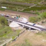 На Донетчине ведется капитальный ремонт автодорожного моста стоимостью 29 млн грн