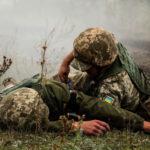 Оккупанты 9 раз нарушили режим прекращения огня, двое украинских воина ранено
