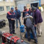 ЮНИСЕФ передал технику коммунальщикам Бахмута