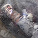 Проводится ремонт коммуникаций водоснабжения на Донетчине