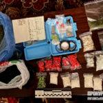 На Луганщине задержали преступников, которые продавали наркотики через Telegram-канал