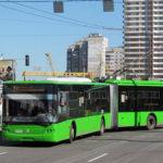 Троллейбус №2 два дня будет курсировать по измененному маршруту