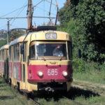 Трамваи №16 и 26 на две недели изменят маршруты, а 16А — не будет ходить