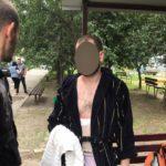 Полиция задержала поджигателя джипа харьковчанки