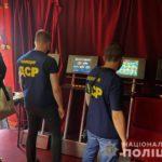 В Харькове прикрыли расположенные на рынке и на остановке игорные салоны (фото)