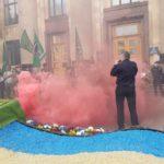 В Харькове требуют отставки Авакова