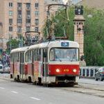 Завтра трамвай №3 изменит маршрут движения