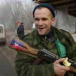 С начала года в Славянске полицейские разоблачили 40 пособников боевиков