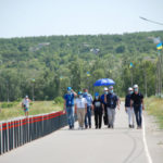 Представитель ООН по гуманитарным вопросам в Украине посетила Луганскую область