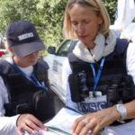 Наблюдатели ОБСЕ сообщили о присутствии боевиков на участках разведения на Донбассе