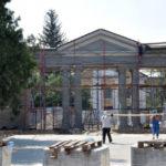 На Донетчине показали, как продвигается реконструкция стадиона имени Скиданова: фото