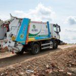 На Дергачевском полигоне до конца года начнут утилизировать опасные отходы
