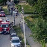 В Харькове погиб иорданец, спасаясь от пожара