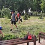 В Покровске молодежь задействовали в общественной оплачиваемой работе