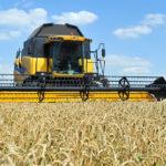 В Харьковской области собрали первый миллион тонн зерна нового урожая