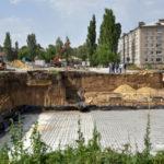 В Бахмуте заложен фундамент под учебный корпус Донецкого высшего училища олимпийского резерва