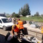 Группы гражданско-военного сотрудничества помогают жителям Донбасса восстанавливать инфраструктуру