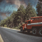 Оперативная информация о пожаре в Новоайдарском районе на Луганщине