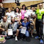 Спортсмены Луганщины стали лучшими на чемпионате страны по подъему штанги RAW 100%