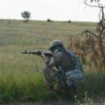 Сутки в ООС: 8 обстрелов, без потерь. Уничтожены 2 оккупанта