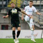 Луганская «Заря» вышла на второе место в чемпионате