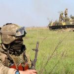 Ситуация в ООС: оккупанты из минометов несколько раз обстреляли украинских защитников