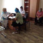 В селе Возрождение на Донетчине открылся обновленный фельдшерский пункт
