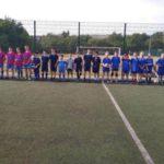 В Курахово на Донетчине прошел турнир по мини-футболу