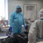 Каждый четвертый умерший от COVID-19 за сутки в Украине — житель Харьковской области