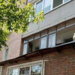 С 9 этажа дома в центре Харькова упал 16-летний парень