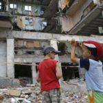 В Минсоцполитике сообщили о том, что более 190 тысяч детей стали вынужденными переселенцами из-за военного конфликта на Донбассе