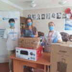 Территориальный центр Авдеевки получил новое оборудование и комплект мебели