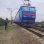 На станции «Широнино» под колесами поезда погибла лежавшая возле платформы женщина