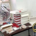 В Харьковской области подпольно производили фейковые наборы для тестирования на Covid-19 — прокуратура (видео, фото)