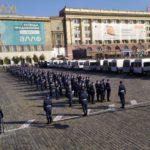 В Харькове прощаются с погибшими в авиакатастрофе — на церемонию прибыл Зеленский (фото, обновлено)