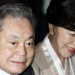 В Южной Корее умер глава Samsung