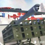 Китай испытал систему залпового запуска дронов-камикадзе