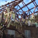Непогода оставила сотни украинцев без света и крыши: фото, видео