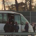 Полиция задержала «гастролирующие» автобусы с голосующими из Луганской области