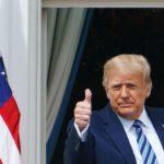 «Трамп больше не заразен» — врач Белого дома