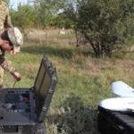 ВСУ показали уничтожение «вражеских» беспилотников