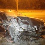 В ДТП на Белгородском шоссе пострадали водитель и пассажир Daewoo Lanos (фото)