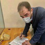 Юрченко написал заявление на Лероса